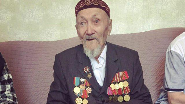Ветеран Великой Отечественной войны Бакитжан Бинеев ушёл из жизни в Костанайской области