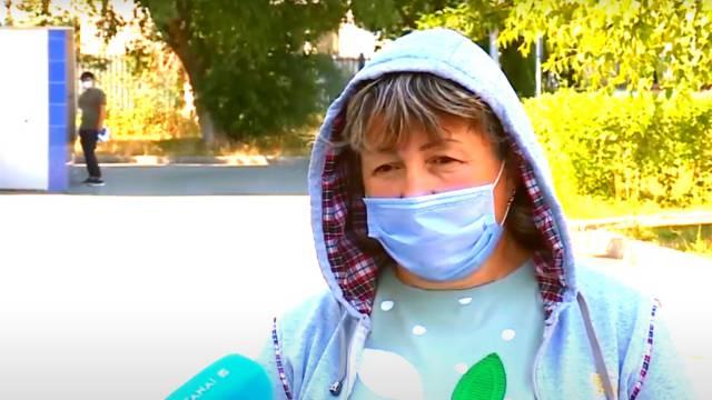Видео: Выздоровевшая от коронавируса Танзиля Вихрова поблагодарила медицинский персонал в Костанае