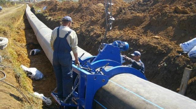 «Колодцы в прошлом!»: В селе Костанайской области завершается строительство водовода