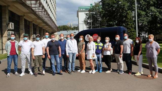 Врачи из Москвы летят на помощь в Костанайскую область