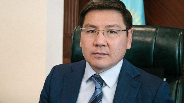 Аскар Жумагалиев освобожден от должности Министра цифрового развития
