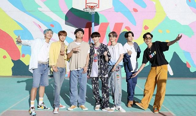 BTS 'Dynamite' Official MV