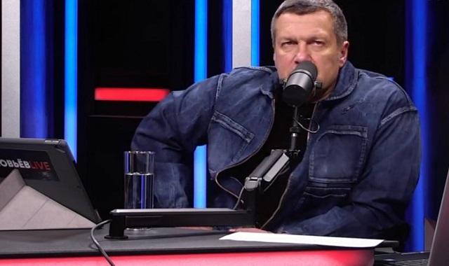 Соловьёв LIVE 30.10.2020 Профессор смотрит в мiръ