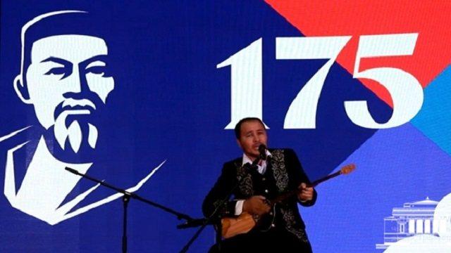 Житель Костанайской области принял участие в республиканском вокальном конкурсе