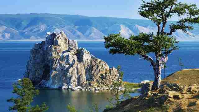 Пять невероятных фактов об озере Байкал