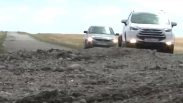 Видео: На отсутствие дорог жалуются сельчане Костанайской области