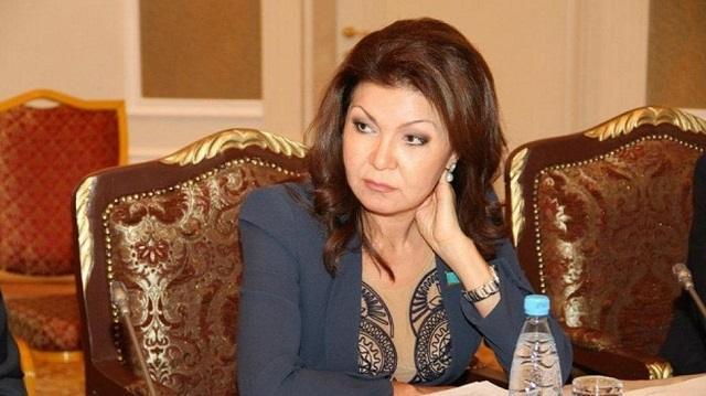 Дарига Назарбаева высказалась о смерти сына Айсултана