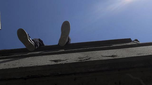 Дети на крыше в Костанае. Комментарий полиции