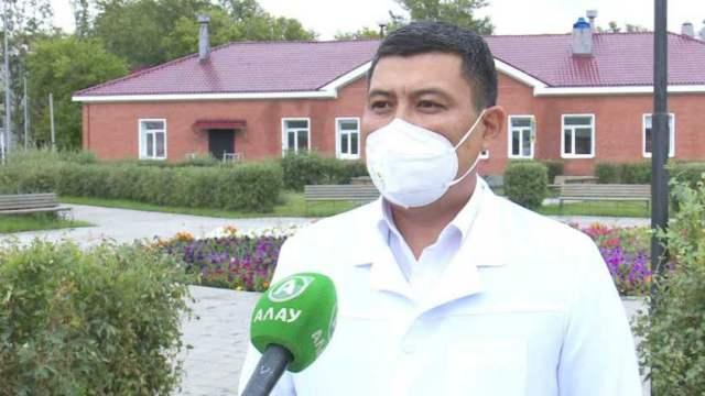 Сколько инфекционных стационаров функционирует в Костанайской области?