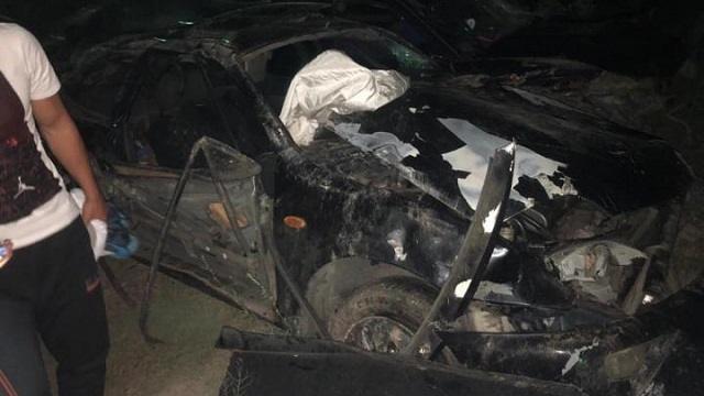 В жуткой аварии погибли три известных казахстанских борца