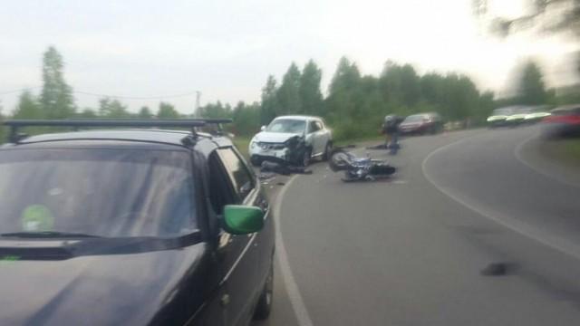 Супруги погибли в аварии на трассе Челябинской области