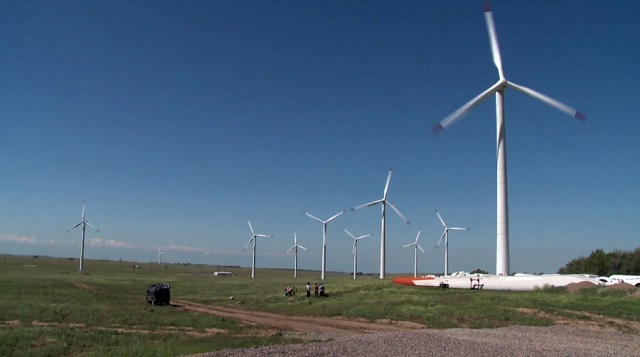 В Костанае построят ветровую электростанцию за 18 млрд тенге