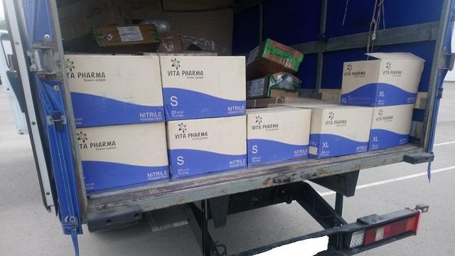 Видео: Незаконная перевозка медицинских изделий пресечена антикоррупционной службой
