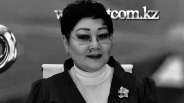 От пневмонии скончалась президент Гражданского альянса Казахстана Салтанат Рахимбекова