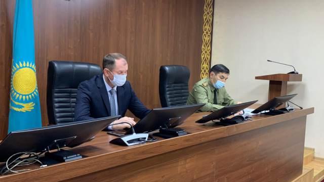 О запрете на строительство домов и дач в паводкоопасной зоне напомнили жителям Костанайской области