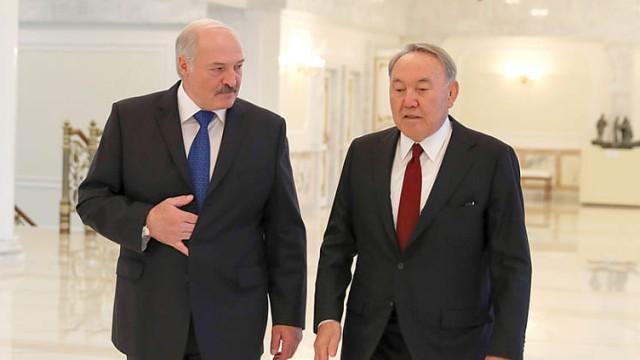 Нурсултан Назарбаев высказался о событиях в Беларуси и Армении