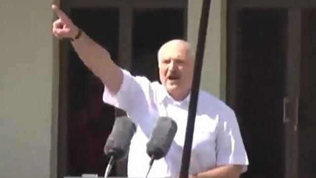 «Я помню 90-е»: Александр Лукашенко выступил на митинге в Минске