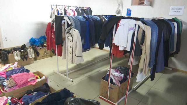«Помогают добрые люди»: Благотворительный магазин работает в Костанае