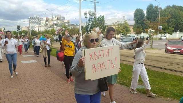 Что происходит в городах Беларуси сегодня, 13 августа. Онлайн-трансляция
