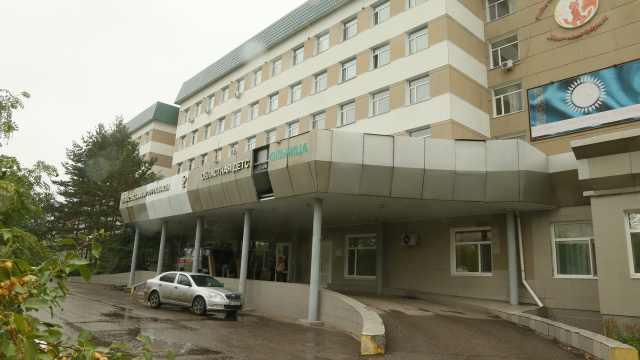 Областная детская больница дождалась капитального ремонта в Костанае