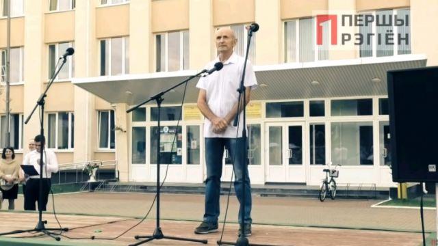 Видео: Пенсионер выдал смелую речь перед сторонниками Александра Лукашенко