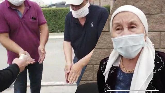 Толпа на похоронах в Актау: сестра покойной записала видеообращение