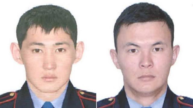 В Рудном наградили сотрудников полиции, спасших 30 жителей горящей пятиэтажки