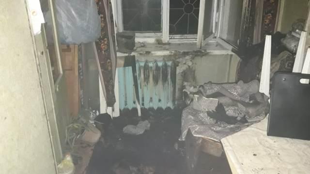 Пожар в Рудном: эвакуированы 25 человек, спасены трое
