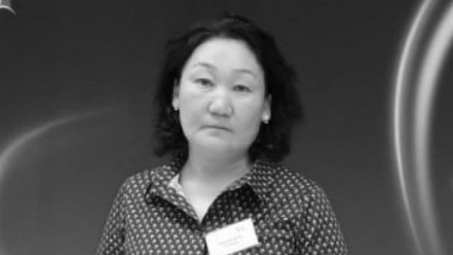 Скончалась главный тренер женской сборной Казахстана по футболу Разия Нуркенова