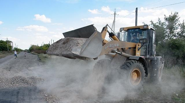 Дорожные работы в Рудном: За сезон освоено более миллиарда тенге