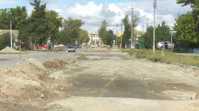 О ремонте проблемных улиц рассказали в ЖКХ Костаная