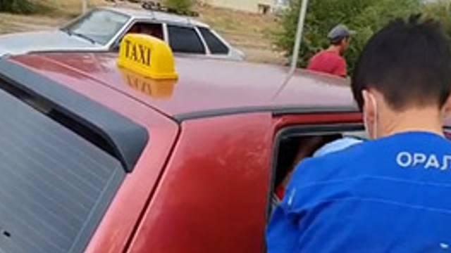 «Все прошло хорошо»: Женщина родила мальчика в такси