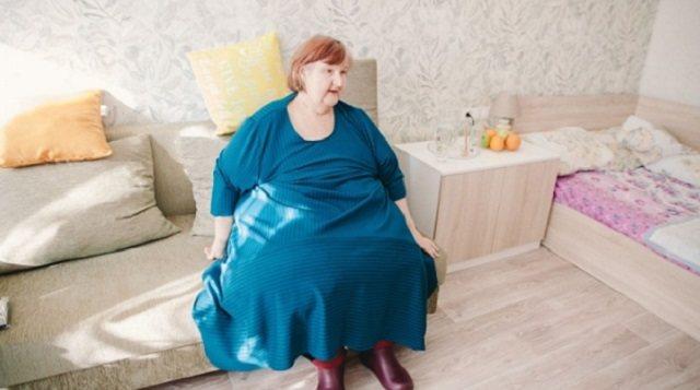 Скончалась самая тяжелая тюменка Любовь Нурдинова