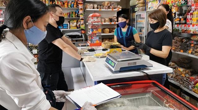Жители Костаная отныне могут контролировать соблюдение санитарных норм в любом магазине или кафе