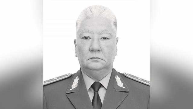 Ушел из жизни генерал-майор Нацгвардии Мухометкали Сатов