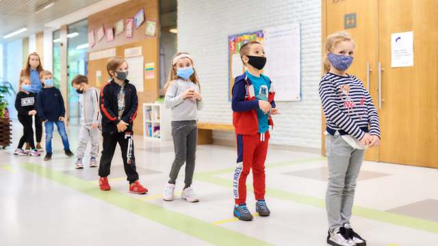 Дети с хроническими заболеваниями не будут допущены к обучению в дежурных классах