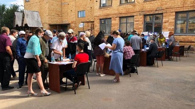 Более 15 предприятий города Аркалык и ERG представили свои вакансии сотрудникам ТБРУ