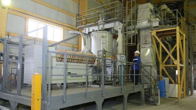 Когда Рудненский цементный завод выйдет на плановую производственную мощность