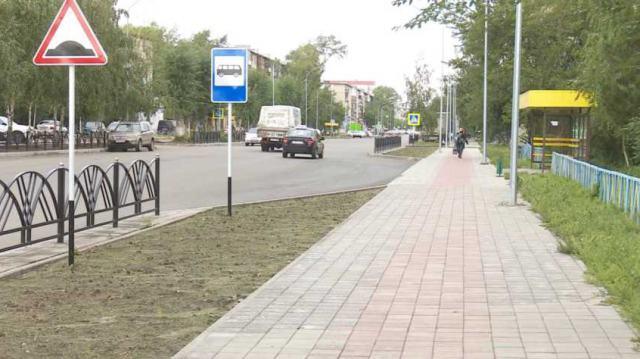Реконструкция улицы Чкалова в Костанае близится к концу. Маршрутную схему города пересмотрят