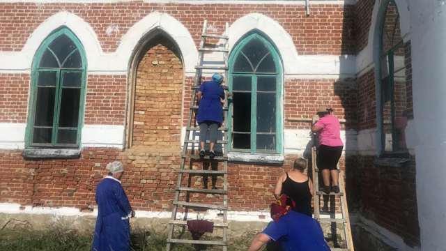 Памятники истории восстанавливают в сёлах Костанайской области