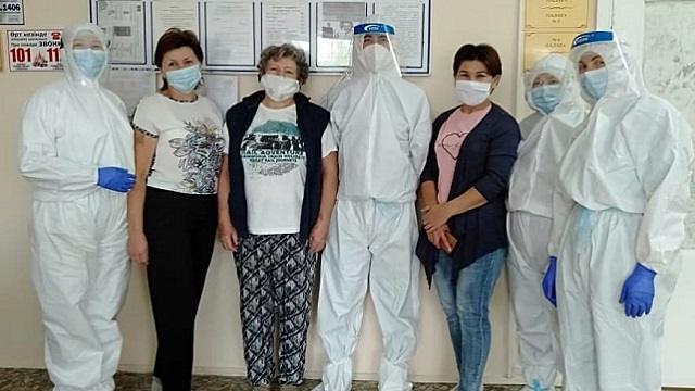 Из медучреждения на базе Костанайской районной больницы выписаны последние пациенты