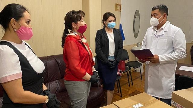 Городская больница Костаная возвращается к плановой госпитализации пациентов