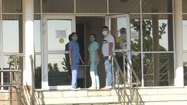 Об отношении пациентов рассказали врачи стационара в Костанайской области