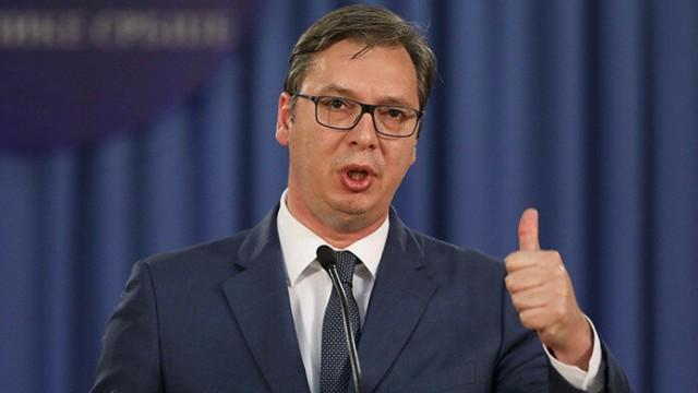 «Я счастлив, если русские произвели вакцину от коронавируса» — президент Сербии