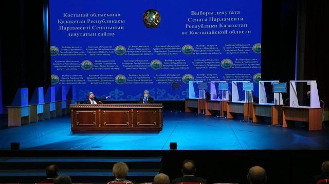 Сергей Карплюк стал новым депутатом Сената от Костанайской области