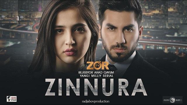 Zinnura (o'zbek serial) | Зиннура (узбек сериал) 8 qism