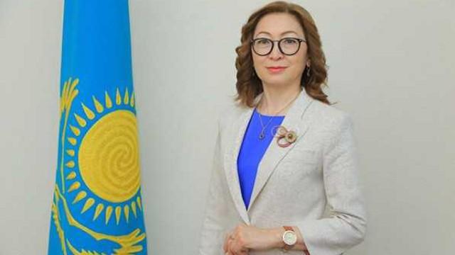 Зауре Байменова назначена руководителем управления образования Костанайской области