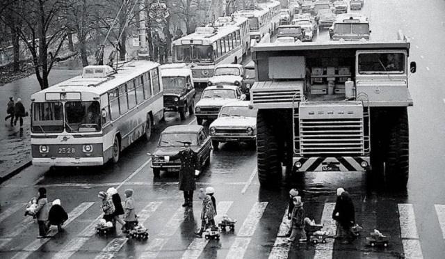 Как жилось в советской Белоруссии