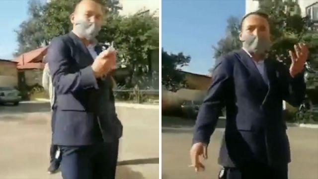 «Вы умные, а мы дураки?»: Поведение чиновника возмутило жителей Каскелена