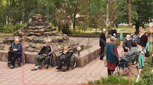 При центре оказания специальных соцуслуг города Рудного создан общественный совет